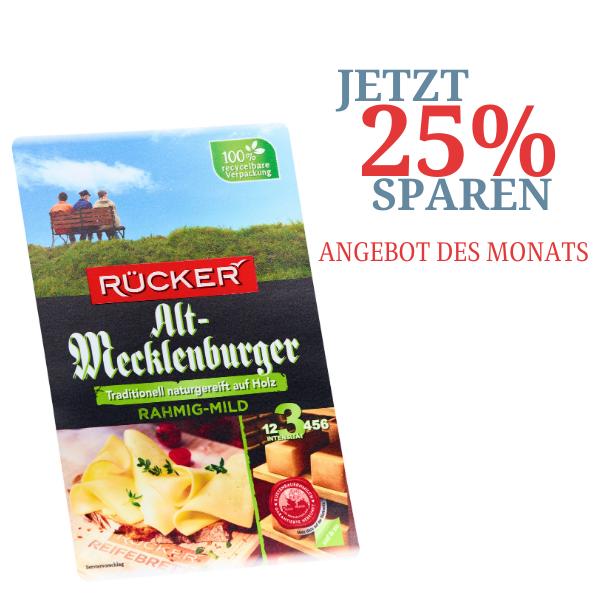 RÜCKER Alt-Mecklenburger Rahmig-Mild