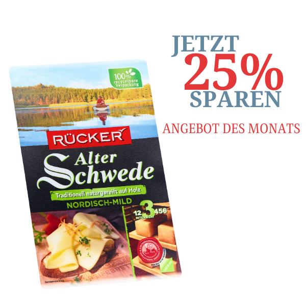 RÜCKER Alter Schwede Nordisch-Mild
