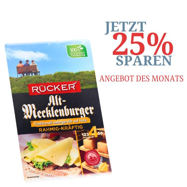 RÜCKER Alt-Mecklenburger Rahmig-Kräftig