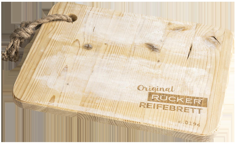RÜCKER Original Reifebrett *Limitierte Auflage